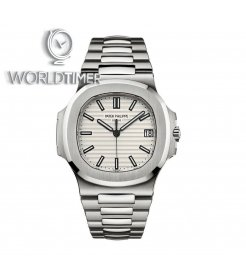 Patek Philippe [NEW] Nautilus White Dial Stainless Steel 5711/1A-011