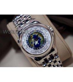 Patek Philippe [NEW] Platinum World Time Complications5131/1P