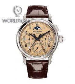 Patek Philippe NEW-全新 Perpetual Calendar Split-Seconds Chronograph 5372P-010
