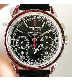 Patek Philippe [NEW][RARE] 5271/12P-001 Ruby Perpetual Calendar Chronograph