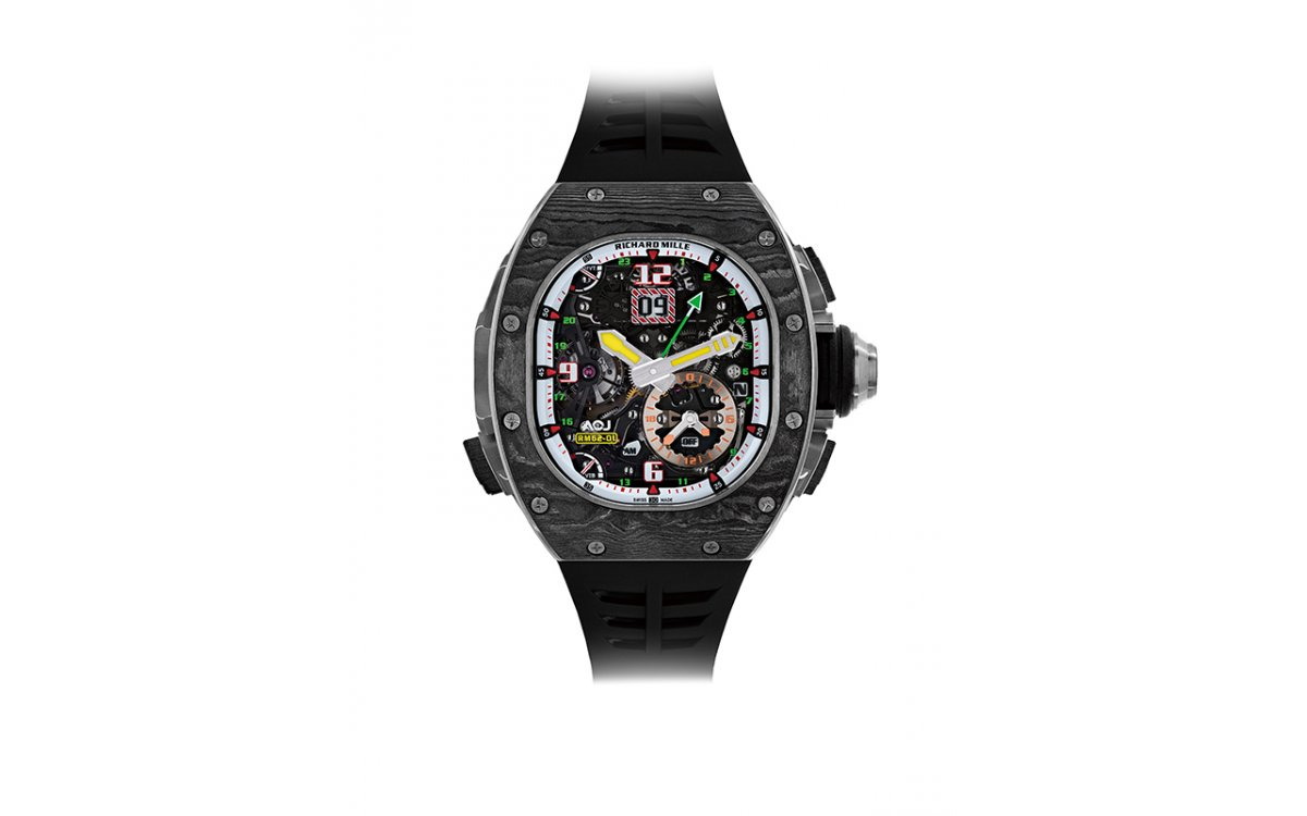 Richard Mille – RM 62-01 ACJ Tourbillon Vibrating Alarm