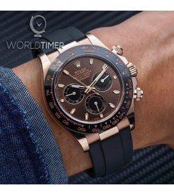 Rolex [2019新款] Everose Gold Chocolate Daytona 116515LN-0041 (Retail:HK$224,500)