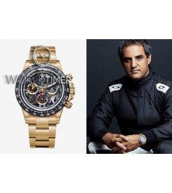 Rolex [NEW][LIMITED 42 PIECE] Artisans de Geneve La Montoya Gold Rolex Daytona