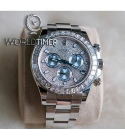 Rolex [NEW] Cosmograph Daytona Pave Diamonds 116576TBR