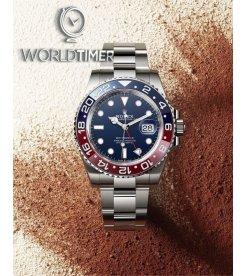 Rolex [NEW] GMT-MASTER II 126719BLRO-0003 White Gold Pepsi
