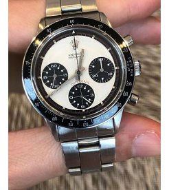 "Rolex ""Paul Newman"" Rare Vintage Daytona Reference 6241"