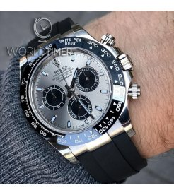 Rolex [NEW] Cosmograph DaytonaCerachrom Bezel White Gold 116519LN