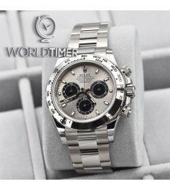Rolex [NEW] Cosmograph Daytona White Gold 116509-0072 Grey Dial Silver Panda