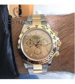 Rolex [NEW][全新] Cosmograph Daytona 116503 Champagne Dial Watch