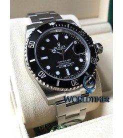 Rolex [NEW][香港行貨] Submariner Date Watch 904L steel 116610LN CERACHROM BEZEL