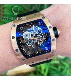Richard Mille RM 035 Gold Toro Watch