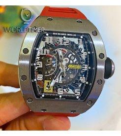 Richard Mille [2019 November] RM 030 Titanium Automatic Watch