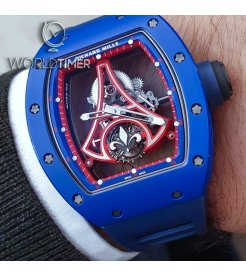 Richard Mille [NEW] RM 52-03 PSG Tourbillon