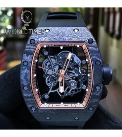 Richard Mille [LIMITED 50 PIECE] Bubba Watson RM 055 Asia Edition NTPT Watch