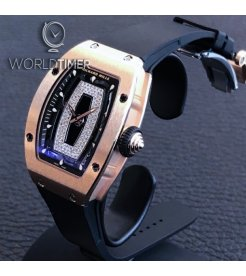 Richard Mille [NEW] RM 07-01 Rose Gold Onyx Dial