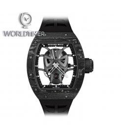 Richard Mille [NEW][LIMITED 18 PIECE] RM 52-06 Mask Black Carbon Tourbillon