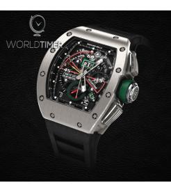 Richard Mille RM 11-01 Roberto Mancini Titanium