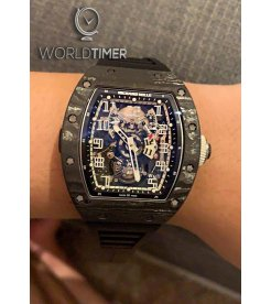 Richard Mille [2018 USED][LIMITED 12 PIECE] RM 003 NTPT Asia Edition Tourbillon Watch