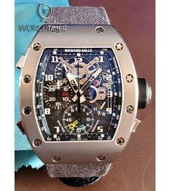 Richard Mille RM 004 All Gray Sandblasted Titanium