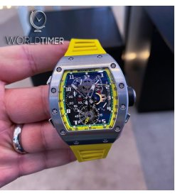 Richard Mille [LIMITED 1 PIECE] RM 008 Tourbillon