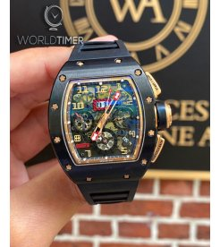 Richard Mille [WATCH ONLY][LIMITED 30 PIECE] RM 011 Black Kite