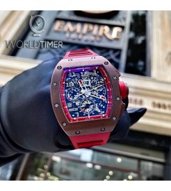 Richard Mille [2016 MINT] RM 011 Bronze Red America Limited