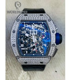 Richard Mille [LIMITED 70 PIECE] RM 011 CA White Gold