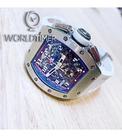 Richard Mille [2017 USED][LIMITED 50 PIECE] RM 011 Flyback Chronograph Korea Edition