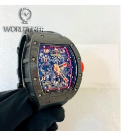Richard Mille RM 011 Lotus F1 Team NTPT Carbon Watch
