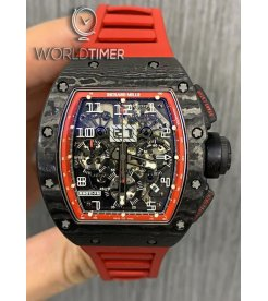 Richard Mille [2015 USED][LIMITED 100 PIECE] RM 011 Black Night NTPT Watch