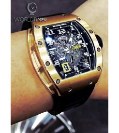 Richard Mille [WATCH ONLY] RM 030 Rose Gold