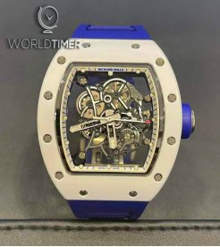 Richard Mille [2015 USED] RM 055 Japan Blue Edition