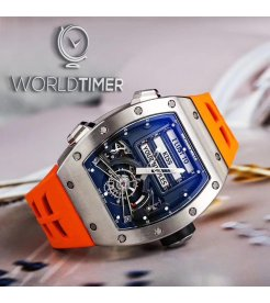 Richard Mille [NEW] RM 069 Erotic Tourbillon Watch