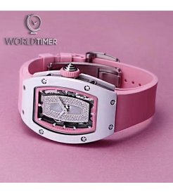 Richard Mille [NEW][LIMITED 40 PIECE] RM 07-01 Japan Pink Edition