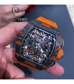 Richard Mille [NEW] RM 11-03 McLaren Automatic Flyback Chronograph