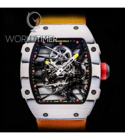 Richard Mille [2016 LIKE-NEW][LIMITED 50 PIECE] RM 27-02 Tourbillon Rafael Nadal