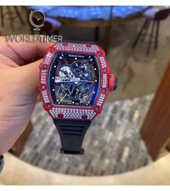 Richard Mille [2019 LIKE NEW] RM 35-02 QTPT Diamonds Watch