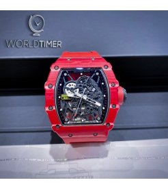 Richard Mille [2019 LIKE NEW] RM 35-02 Rafael Nadal Quartz-TPT Red Version