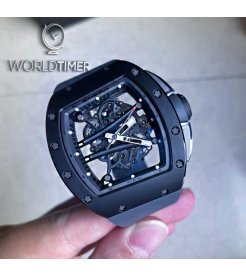 Richard Mille [LIMITED 150 PIECE] RM61-01 Yohan Blake All Grey Edition