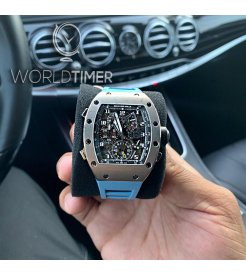 Richard Mille [2016 MINT][LIMITED 10 PIECE] RM 004 White Gold Split-Seconds Chronograph