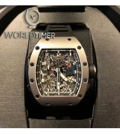 Richard Mille [NEW][LIMITED 10 PIECE] RM 004 All Grey Edition Split Second Chronograph