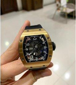 Richard Mille [2013 USED] RM 010 Rose Gold Watch - SOLD!!