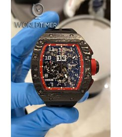 Richard Mille [LIKE NEW][LIMITED 100 PIECE] RM 011 Black Night NTPT Watch