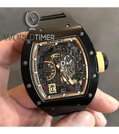 Richard Mille [2014 USED][LIMITED 50 PIECE] RM030 Carbon Asia Boutique limited Edition