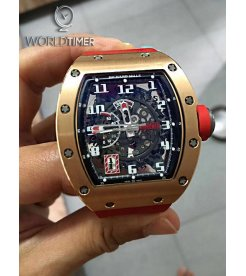 Richard Mille [2015 USED][LIMITED 30 PIECE] RM 030 Asia Rose Gold Automatic Watch