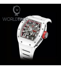 Richard Mille [2016 USED][LIMITED 50 PIECE] RM 030 Japan Red Edition Ceramic Mens Watch