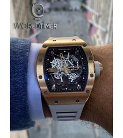 Richard Mille [2018 USED][LIMITED 50 PIECE][限量50支] RM 035 Gold Toro