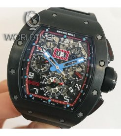 Richard Mille [LIMITED 9 PIECE][WATCH ONLY] RM 011 Chronograph Fly-Back Restivo Edition