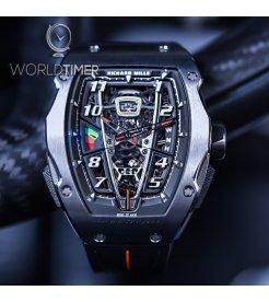 Richard Mille [NEW] RM 40-01 Automatic Tourbillon McLaren Speedtail