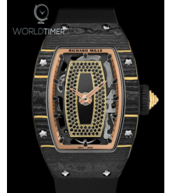 Richard Mille [NEW] RM 07-01 NTPT Yellow Gold Watch